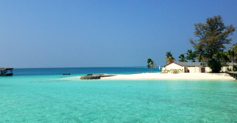 Mon voyage aux Maldives et leurs beaux lagons…